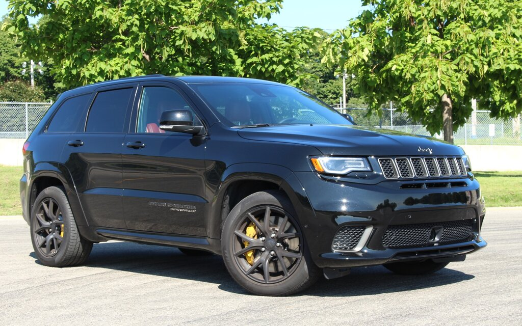 2018 Jeep Grand Cherokee Trackhawk: Hell Bent - The Car Guide