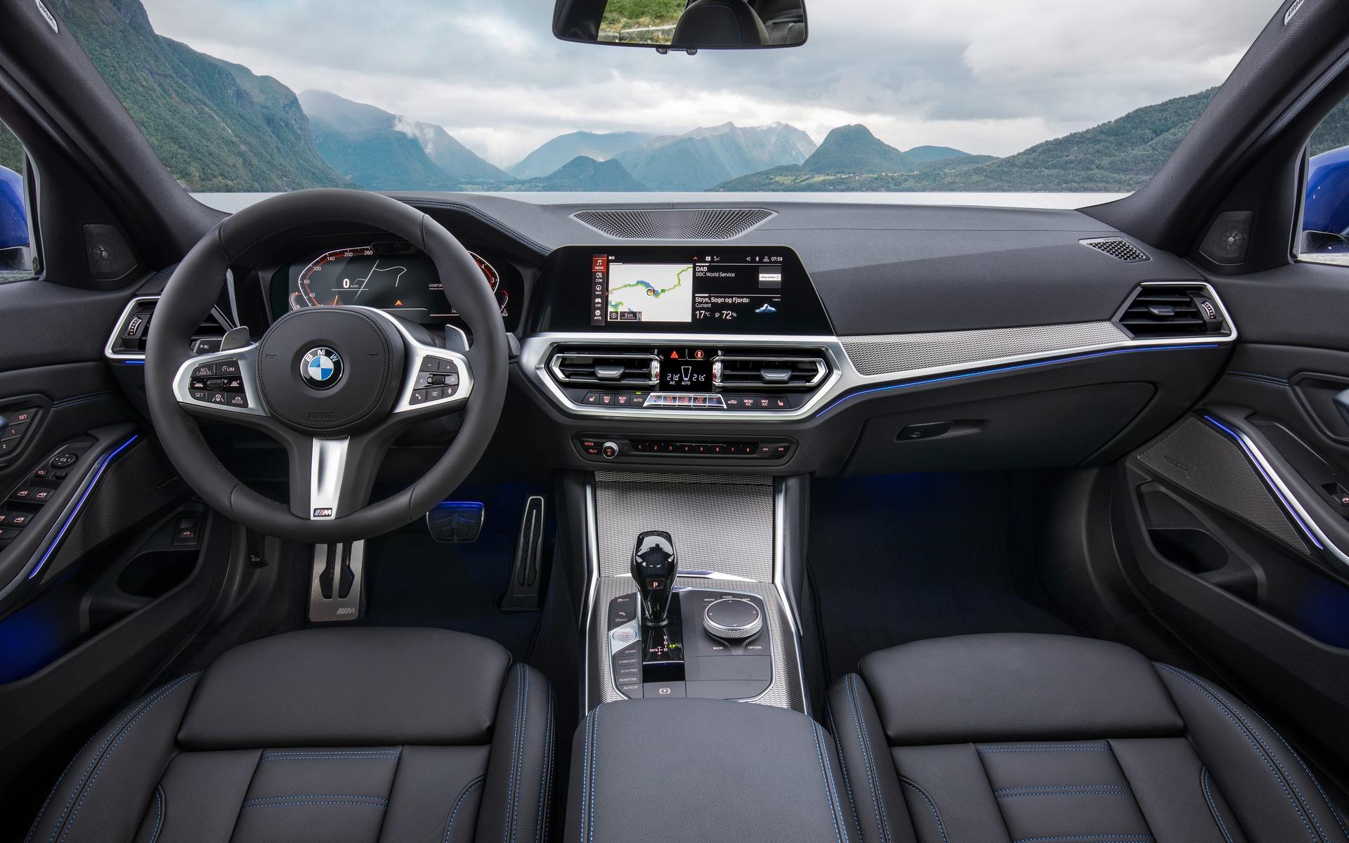 BMW Série 3 2019 : la voici! 350551_2019_BMW_3_Series