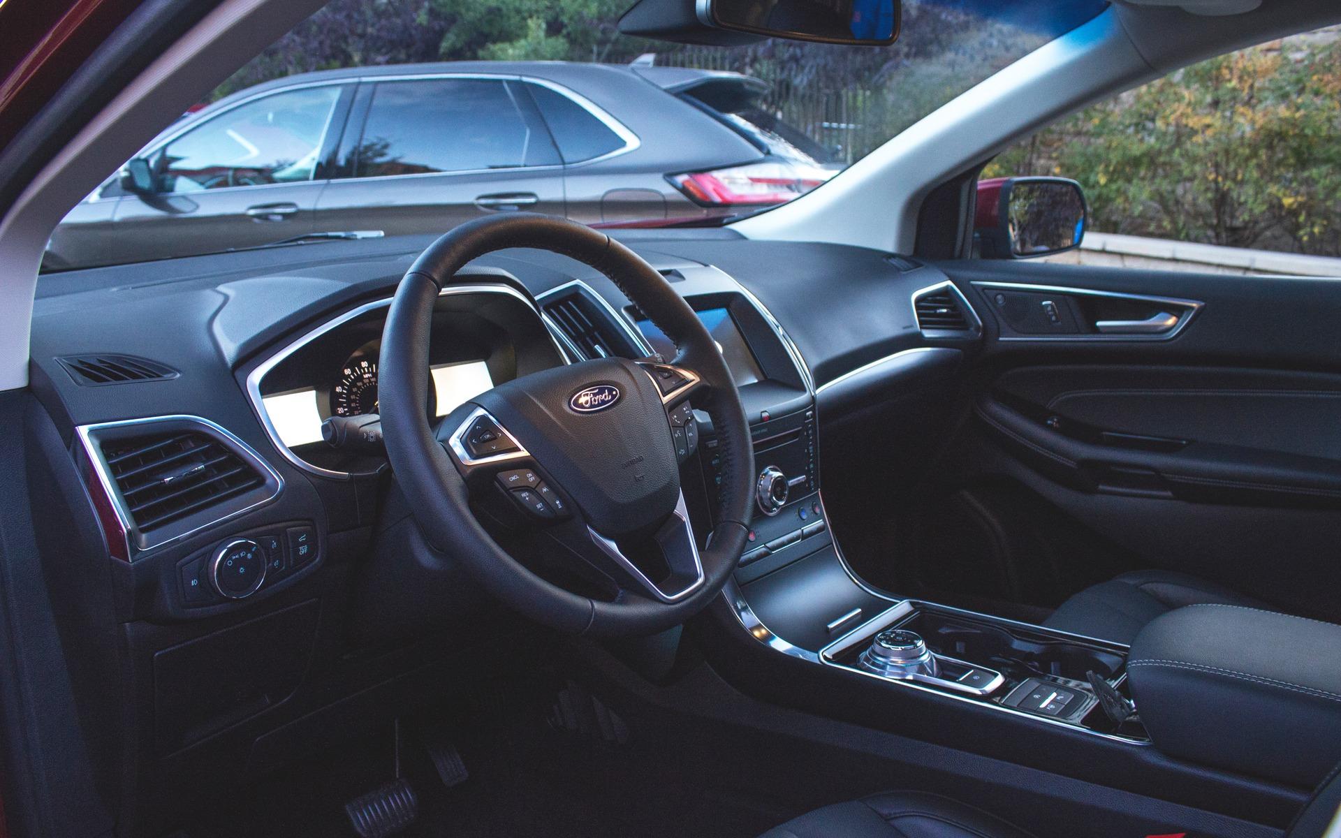 Ford Edge 2019: continuité lucrative 350602_2019_Ford_Edge