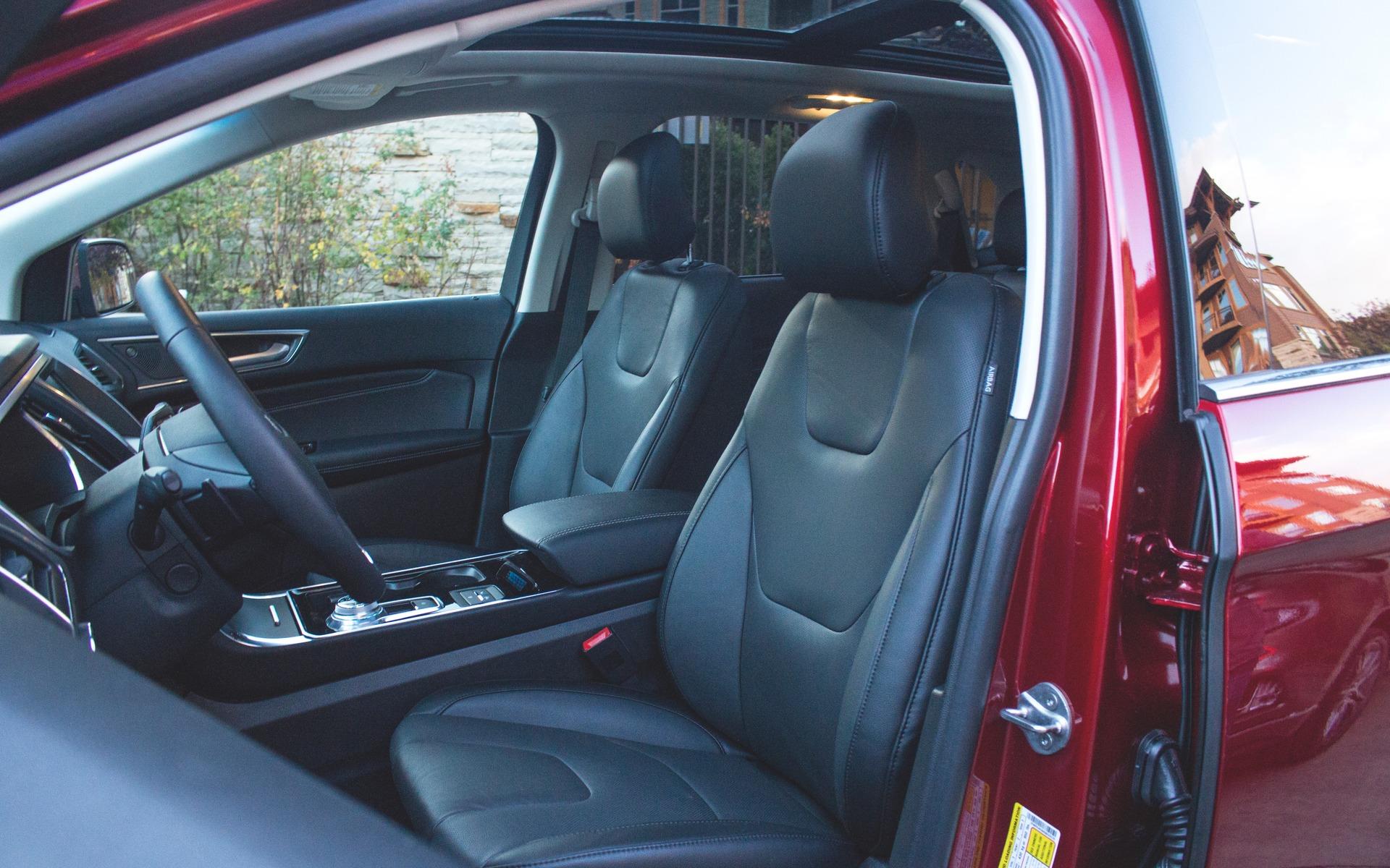 Ford Edge 2019: continuité lucrative 350604_2019_Ford_Edge