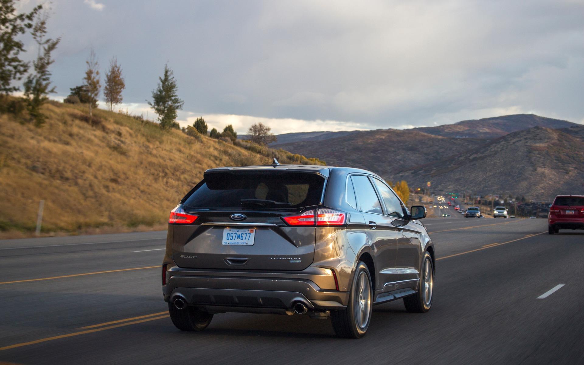 Ford Edge 2019: continuité lucrative 350606_2019_Ford_Edge