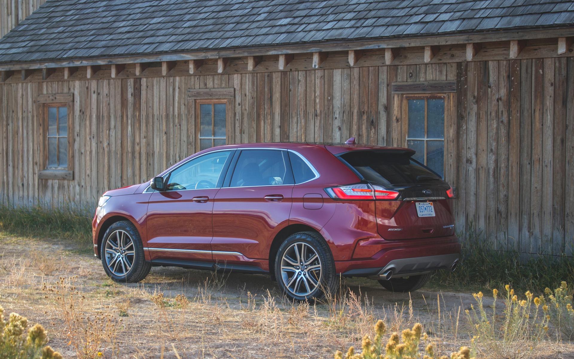Ford Edge 2019: continuité lucrative 350610_2019_Ford_Edge