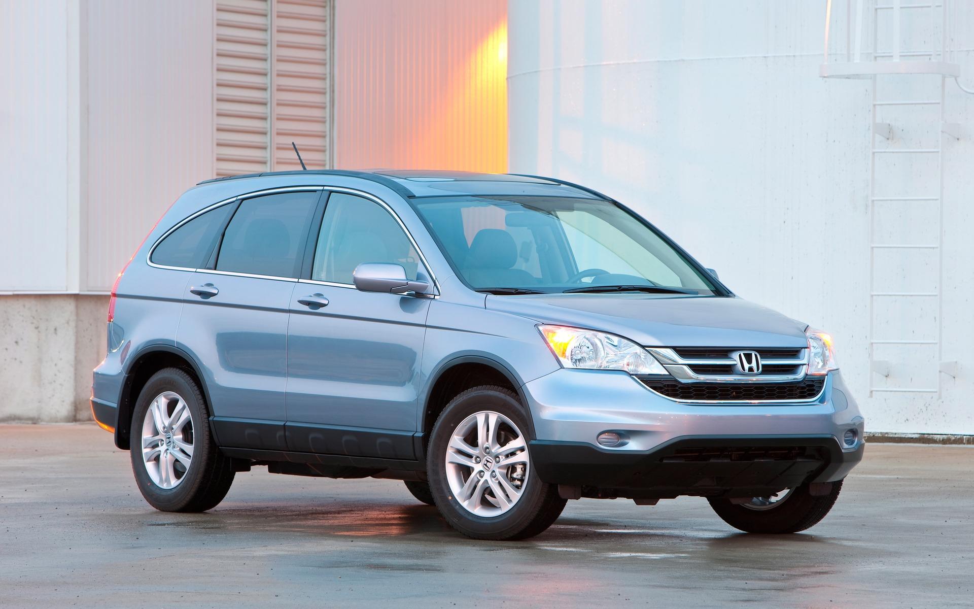 Honda CR-V 2010-2011