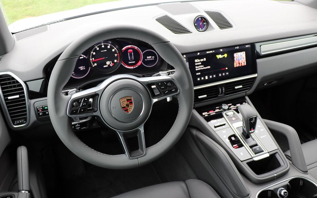 Porsche Cayenne 2019 : commencer par la base 350828_2019_Porsche_Cayenne