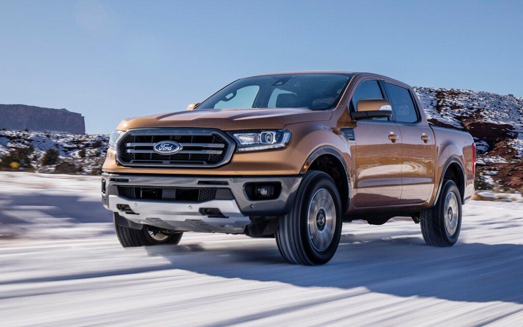ford ranger power torque  towing capacity announced  car guide