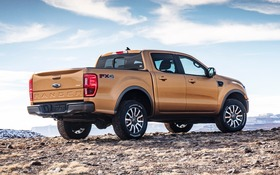 Toyota Tacoma V6 Towing Capacity >> 2019 Ford Ranger: Power, Torque and Towing Capacity ...