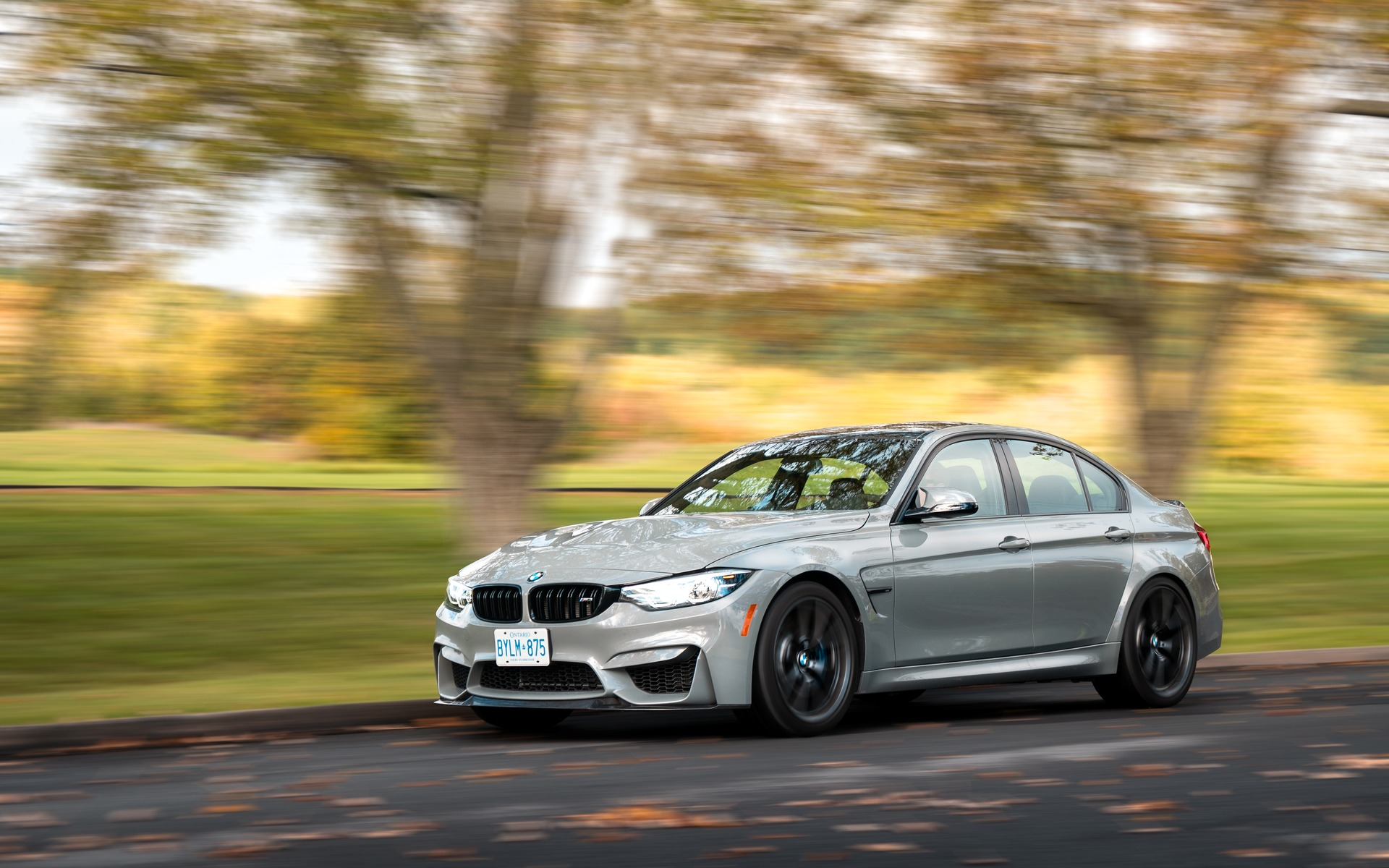 2018 Bmw M3 Cs One Last Brilliant Flash Of Speed The Car Guide