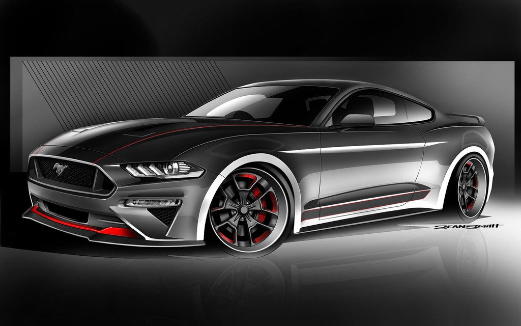 Ford Mustang GT 2018 – CGS Motorsports