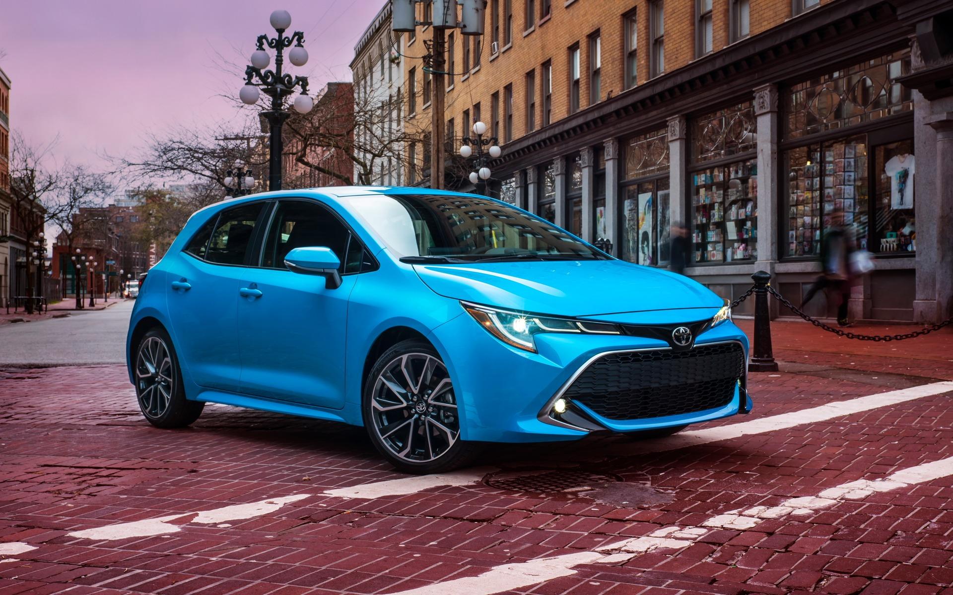 Toyota Corolla 2019 : aperçu 352304_2019_Toyota_Corolla