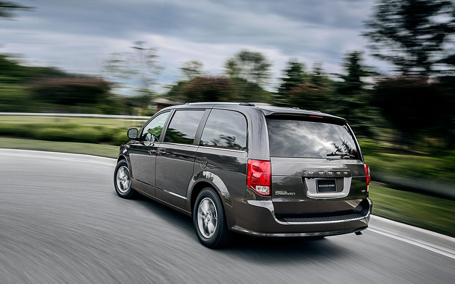 <p>Dodge Grand Caravan 2019</p>