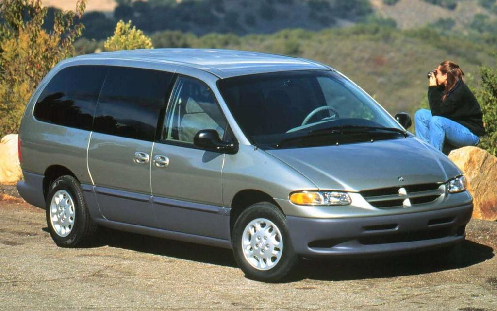 <p>Dodge Grand Caravan 1996</p>