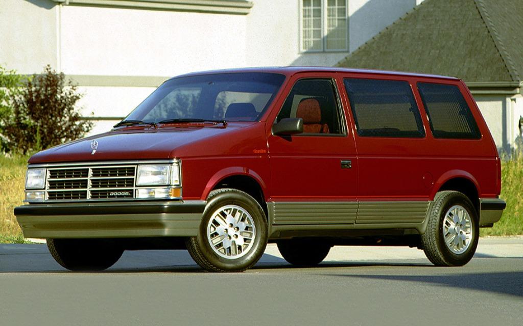 <p>Dodge Grand Caravan 1987</p>