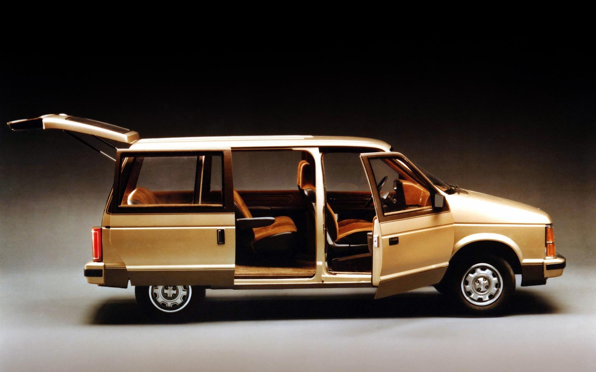 <p>Dodge Grand Caravan 1984</p>