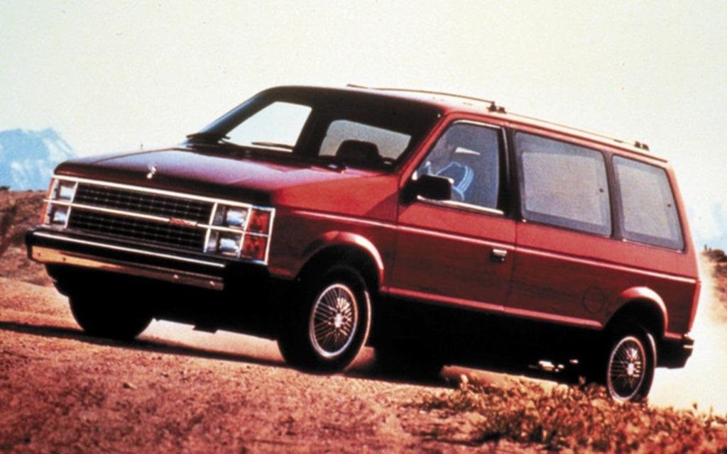 Dodge Grand Caravan 1984