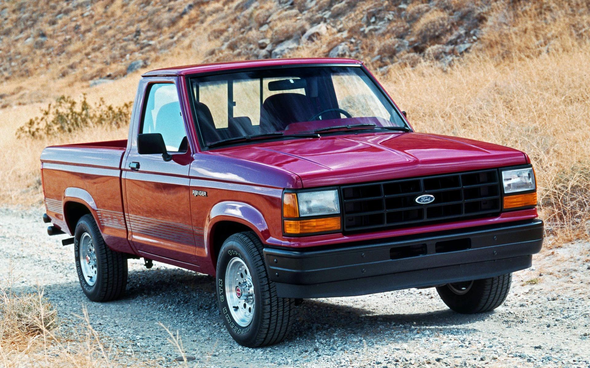 <p>Ford Ranger STX 1989</p>