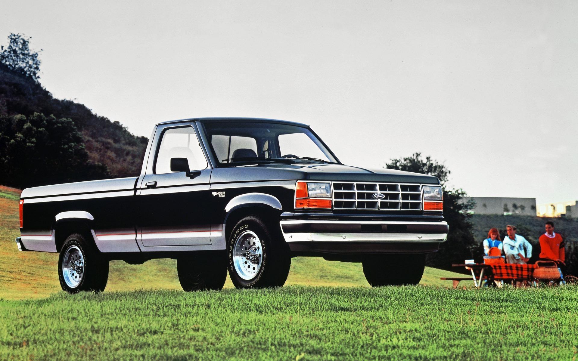 <p>Ford Ranger XLT 1991</p>