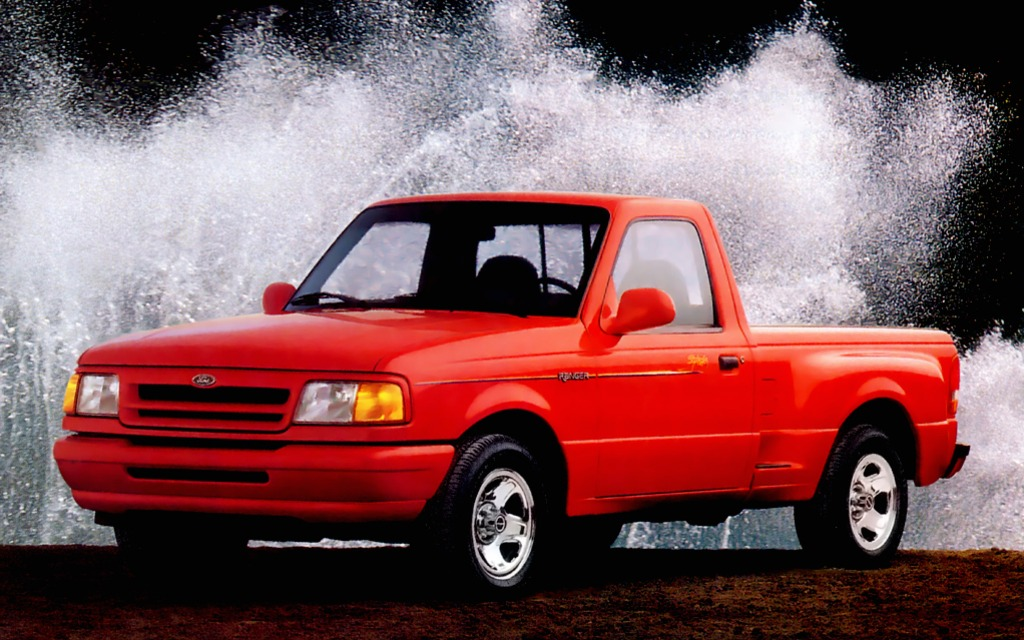 <p>Ford Ranger Splash 1993</p>