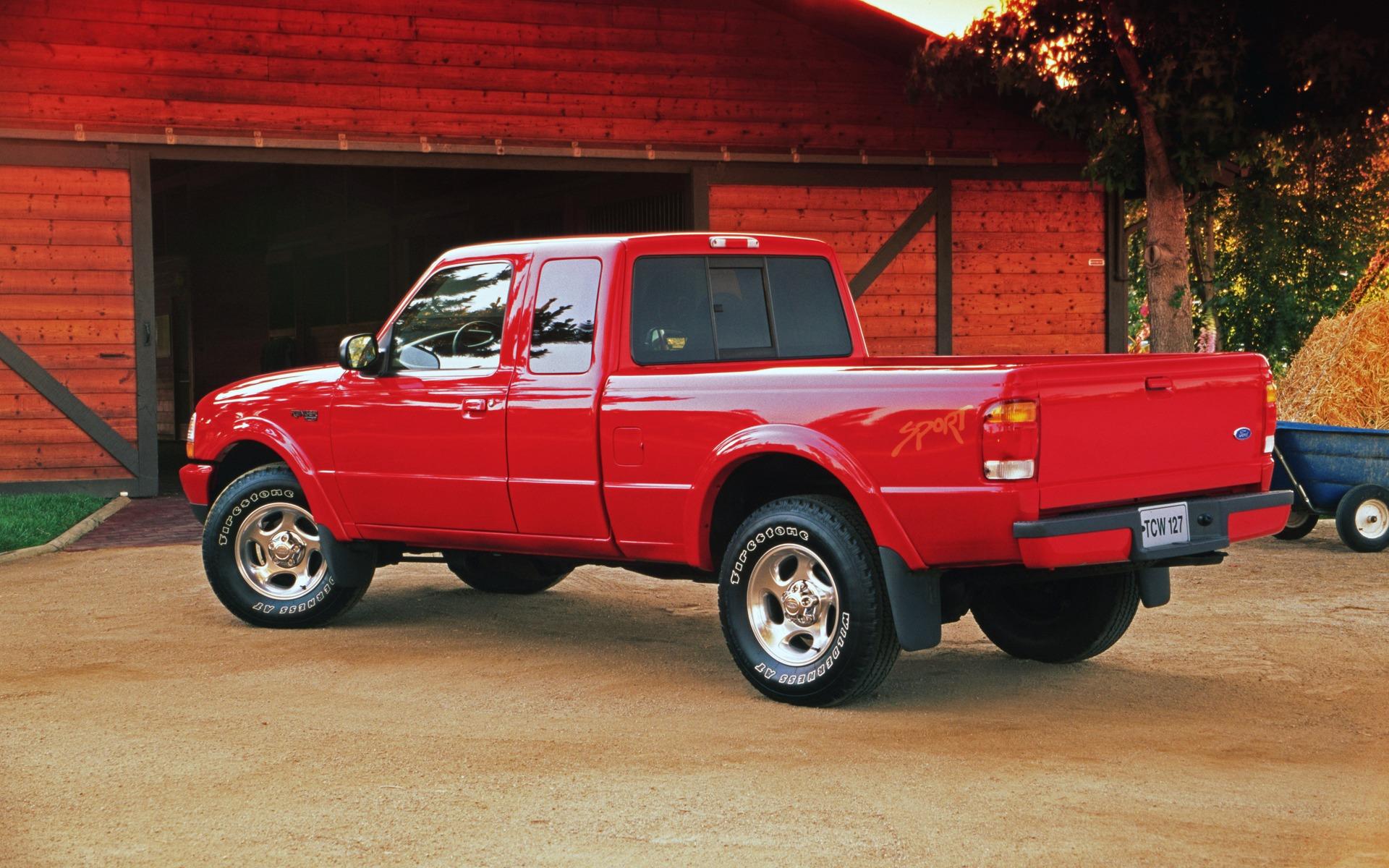 <p>Ford Ranger XLT Sport 1999</p>