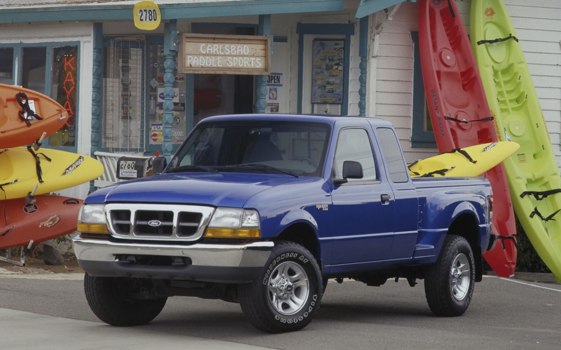 <p>Ford Ranger XLT 2000</p>