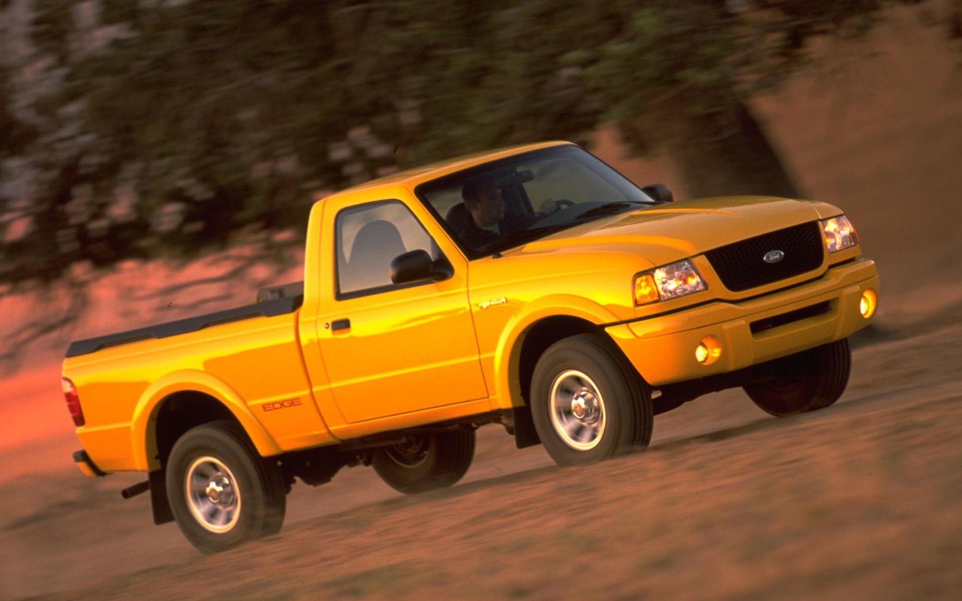 <p>Ford Ranger Edge 2001</p>