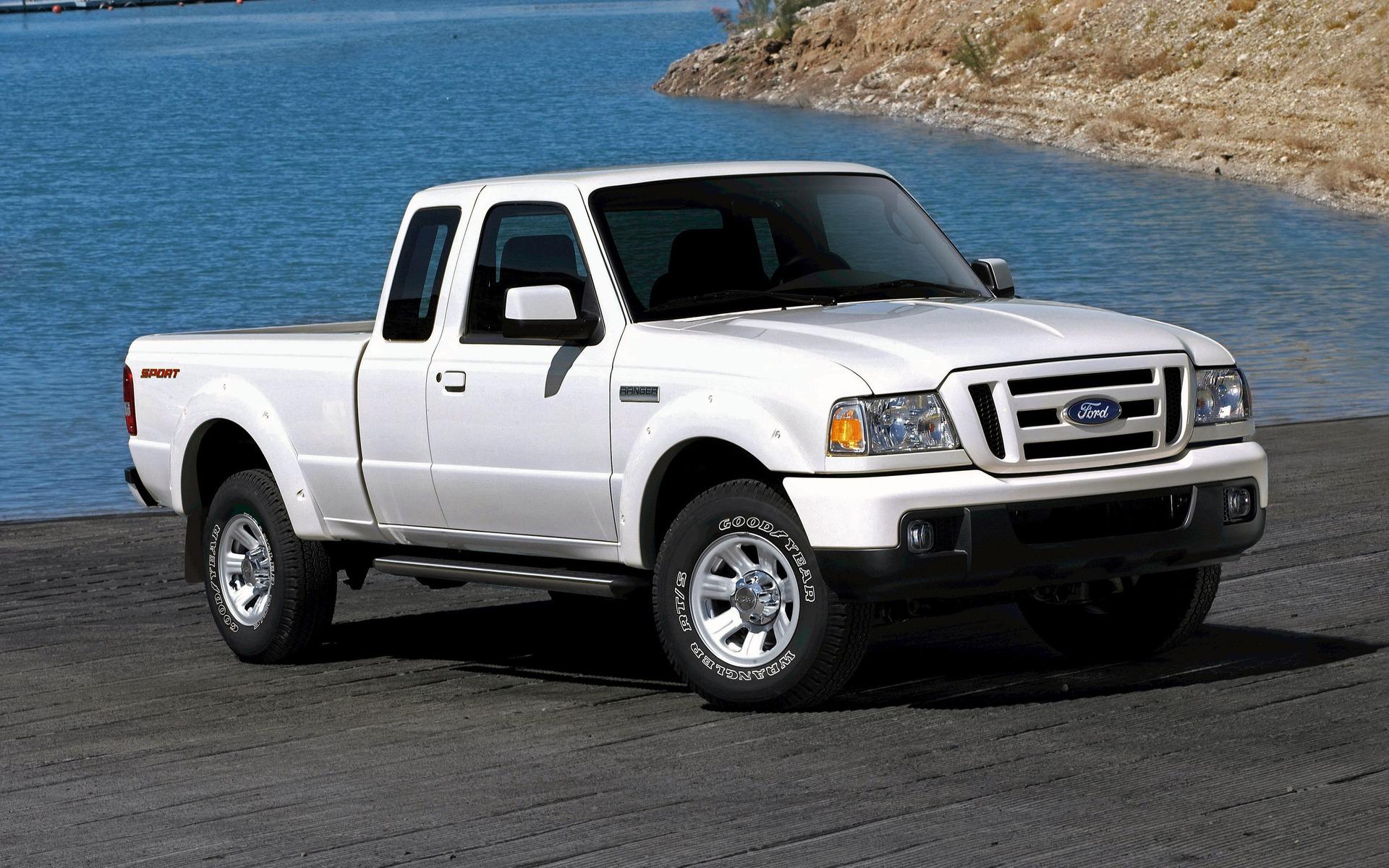<p>Ford Ranger Sport 2007</p>