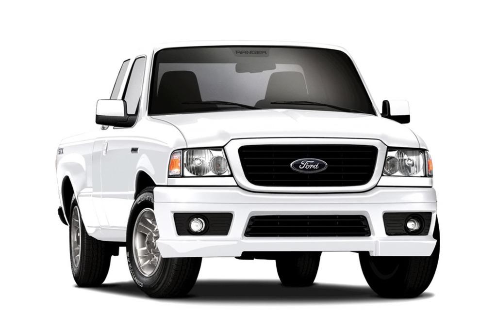 <p>Ford Ranger STX 2006</p>