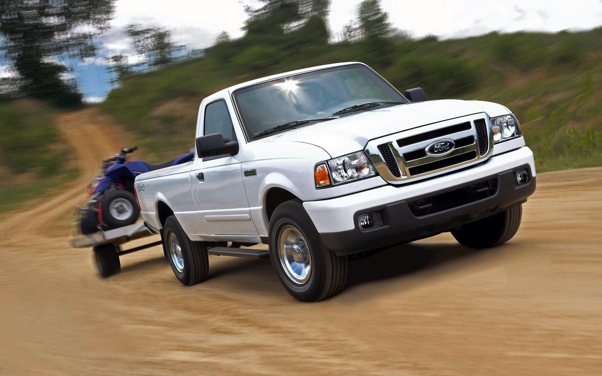 <p>Ford Ranger XLT 2008</p>