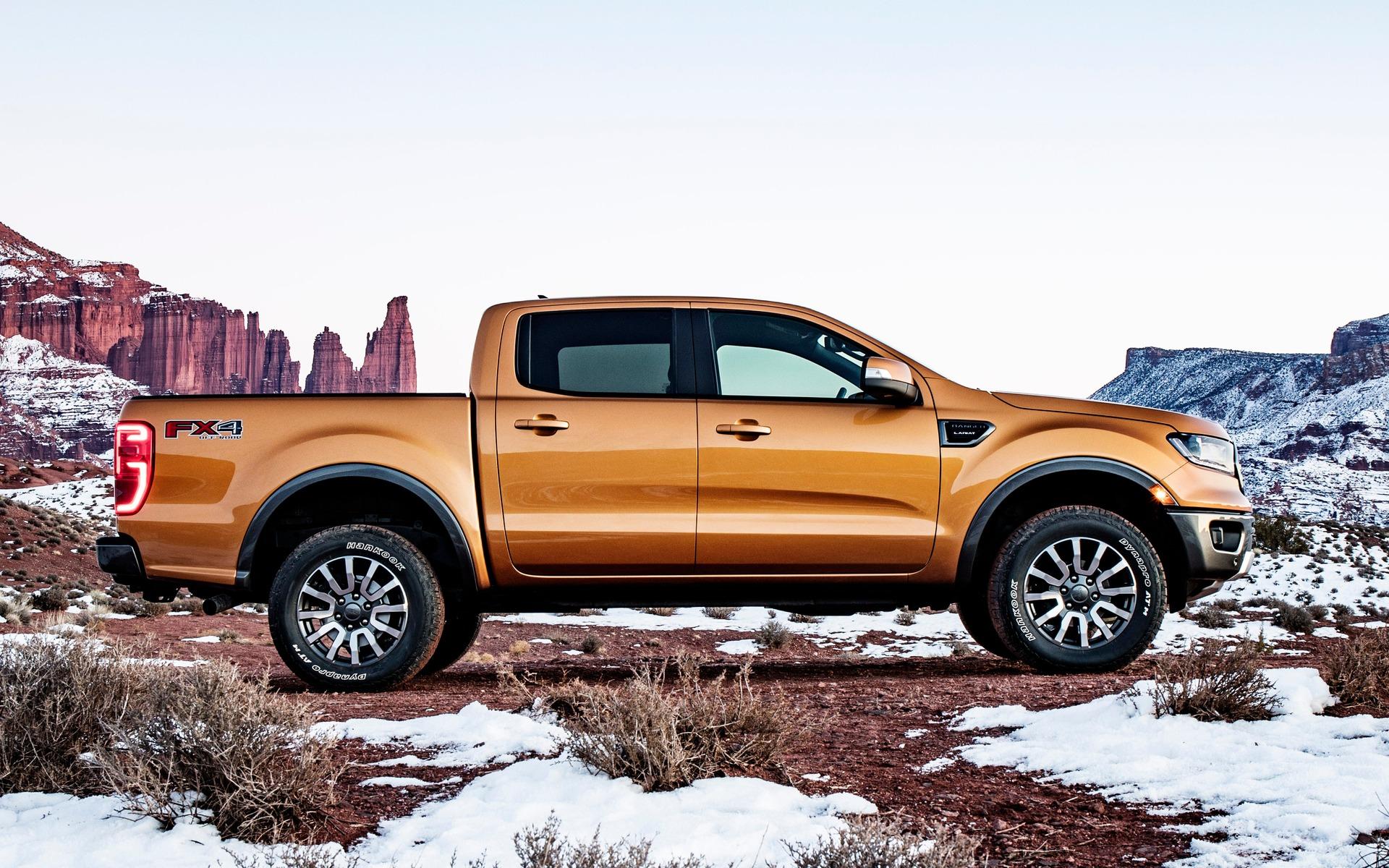 <p>Ford Ranger 2019</p>