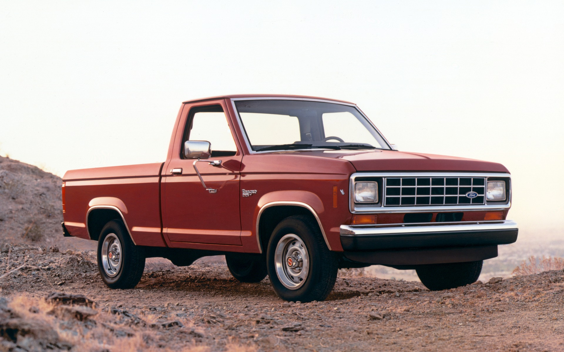 <p>1982 Ford Ranger XL</p>