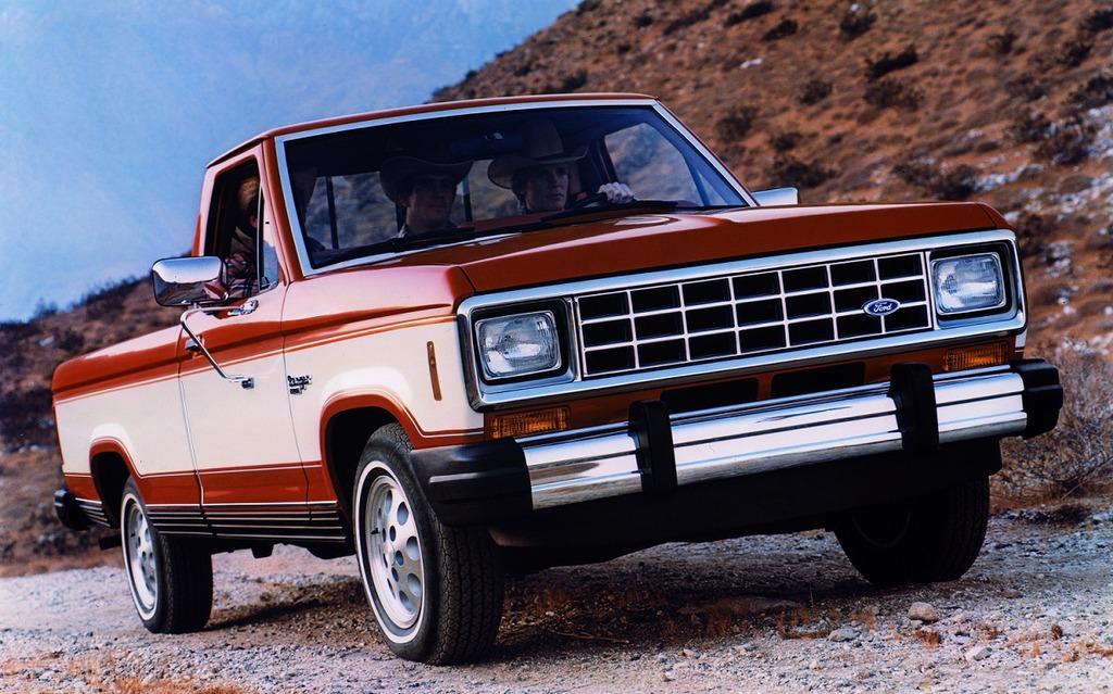 <p>1983 Ford Ranger XLT</p>