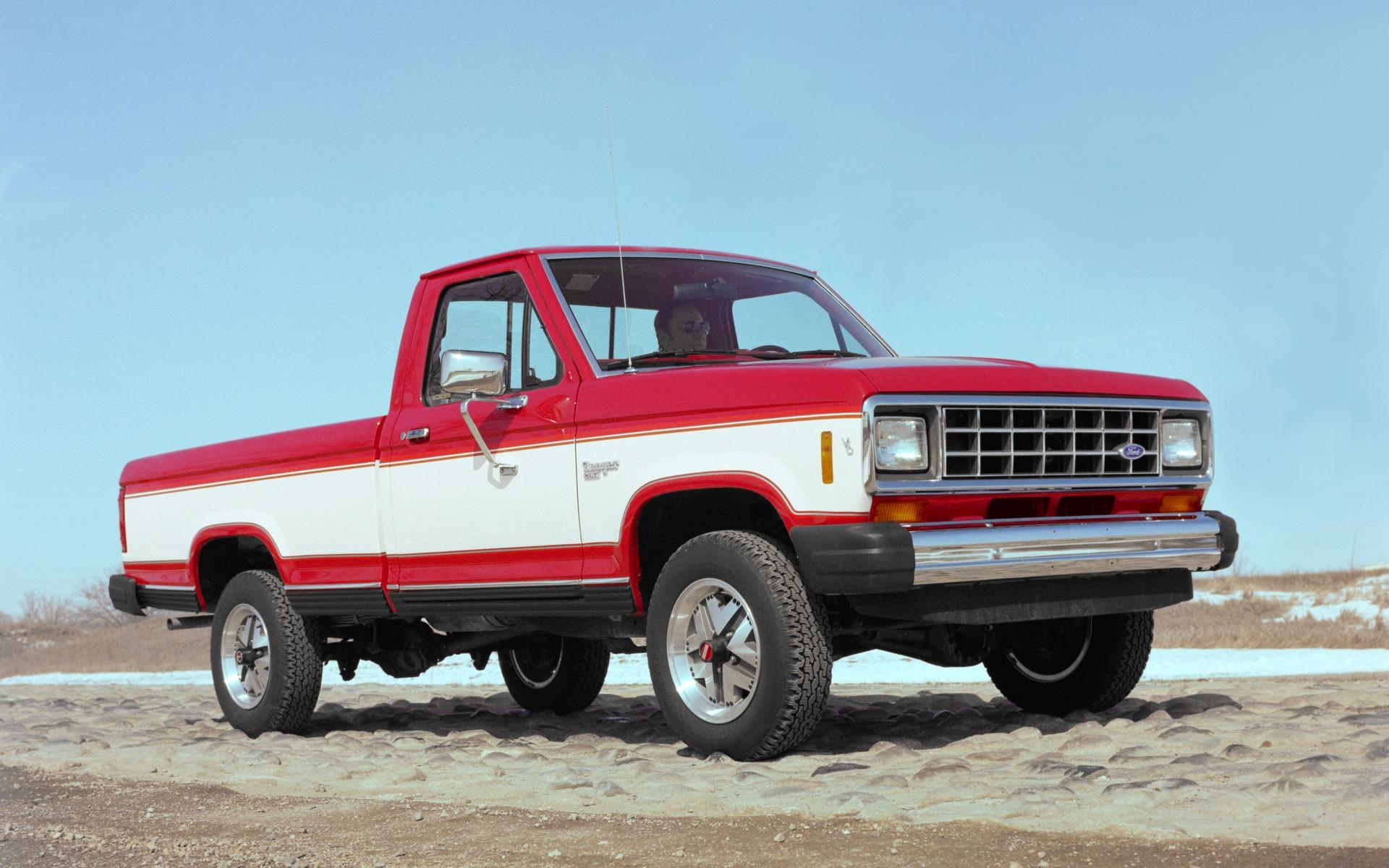 <p>1987 Ford Ranger XLT</p>