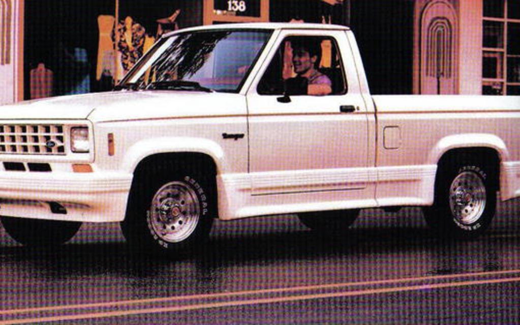 <p>1988 Ford Ranger GT</p>