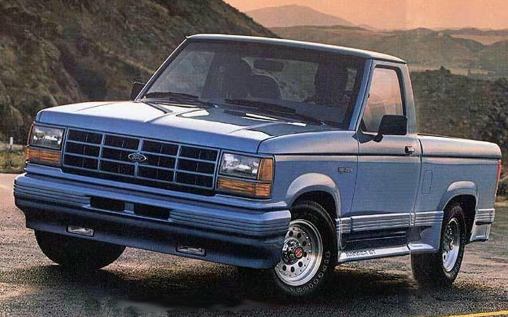 <p>1989 Ford Ranger GT</p>