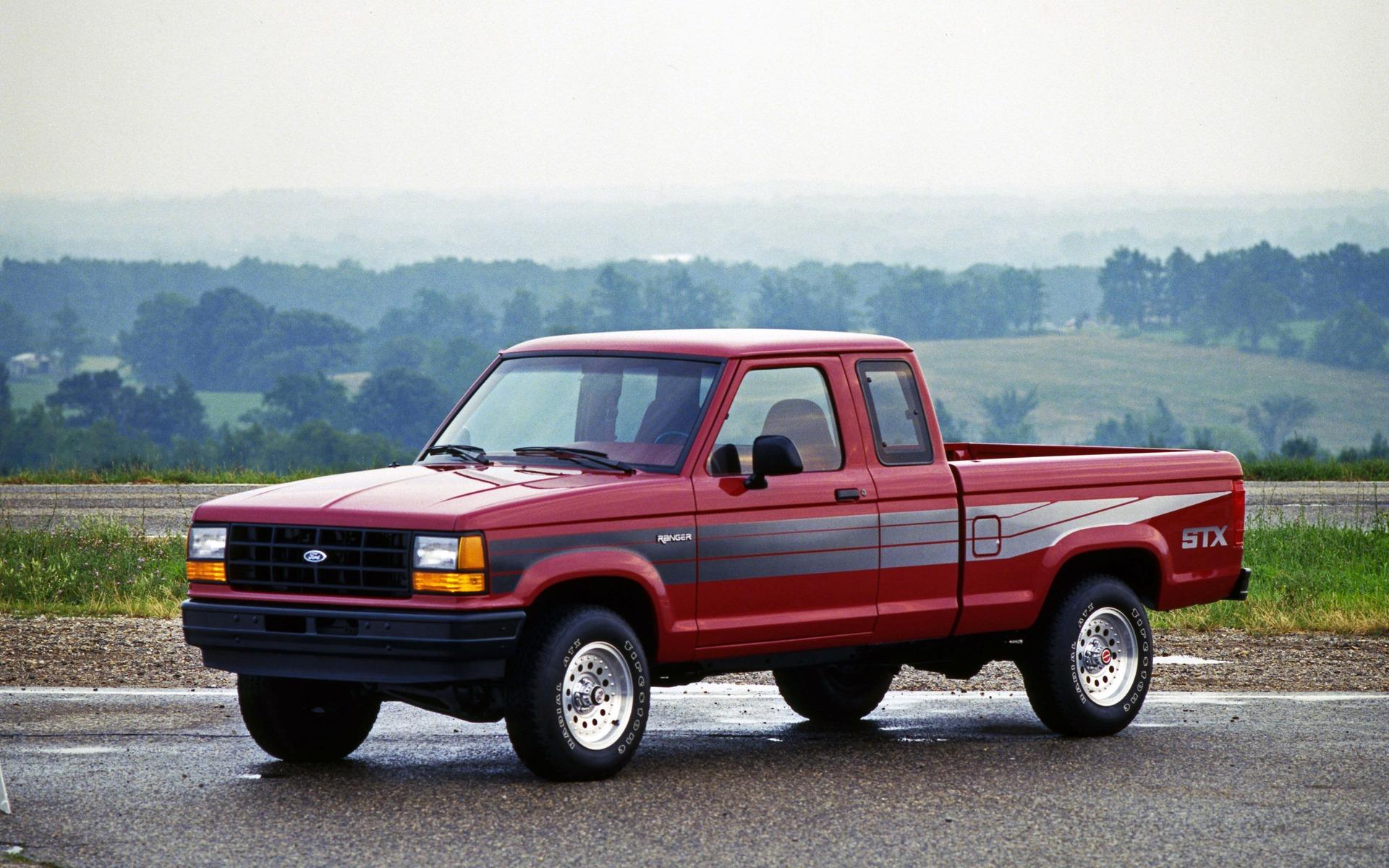 <p>1989 Ford Ranger STX</p>