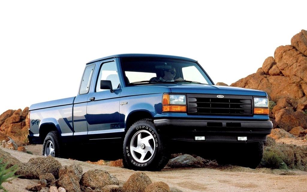 <p>1990 Ford Ranger STX</p>