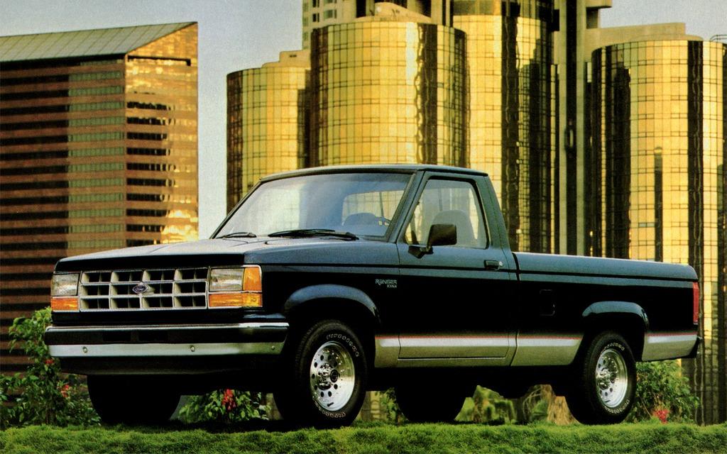 <p>1991 Ford Ranger XLT</p>