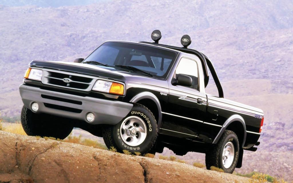 <p>1993 Ford Ranger STX</p>