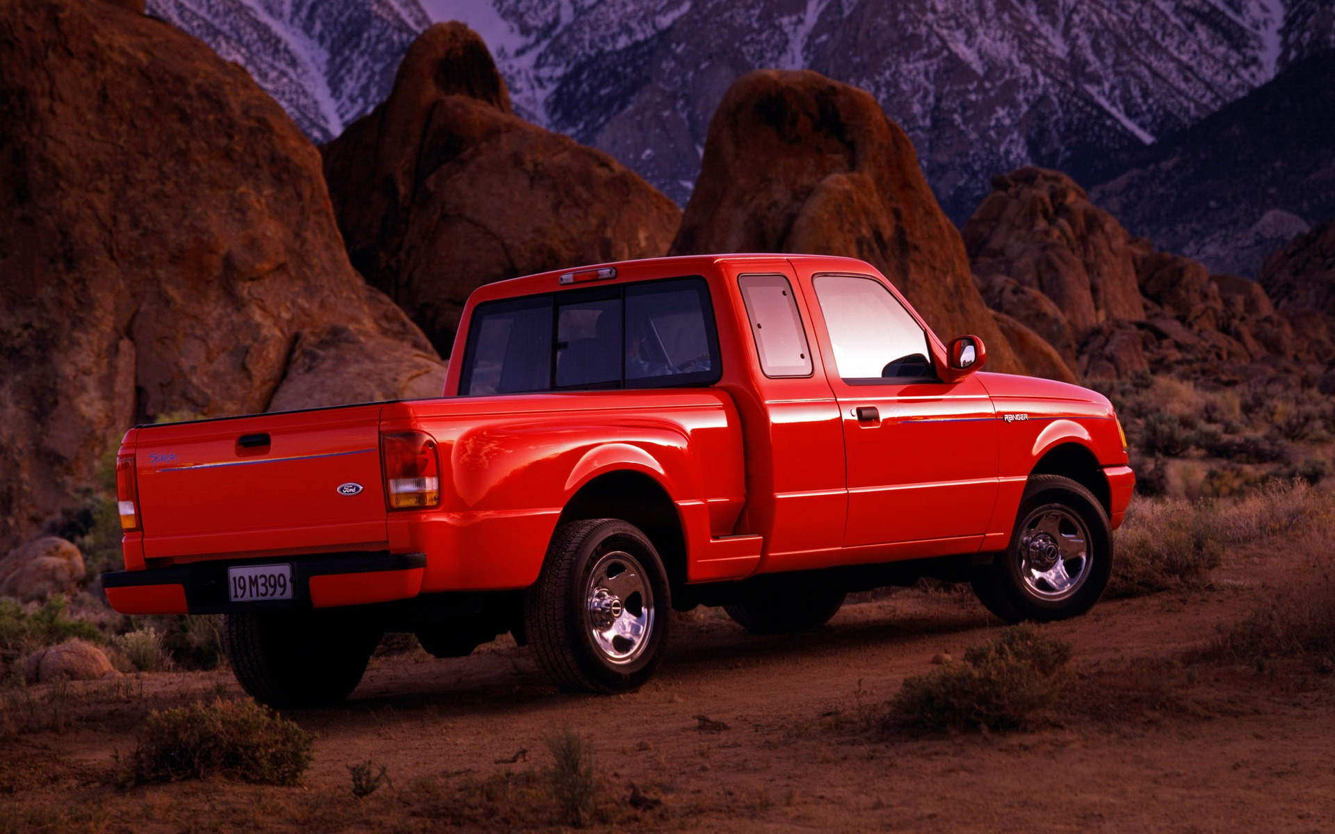 <p>1993 Ford Ranger Splash</p>
