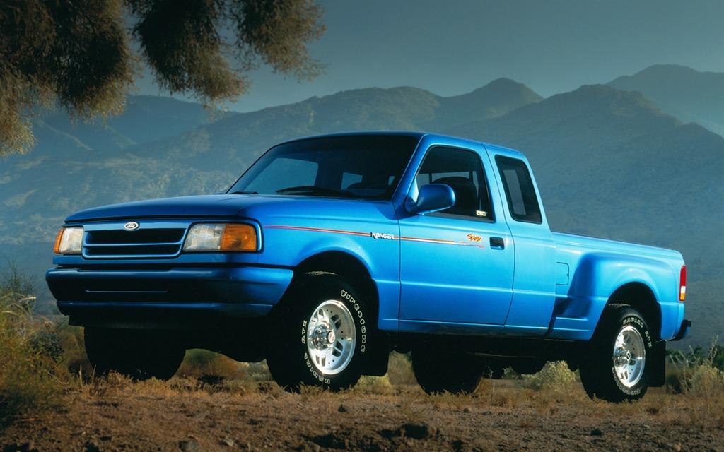 <p>1993 Ford Ranger Splash</p>