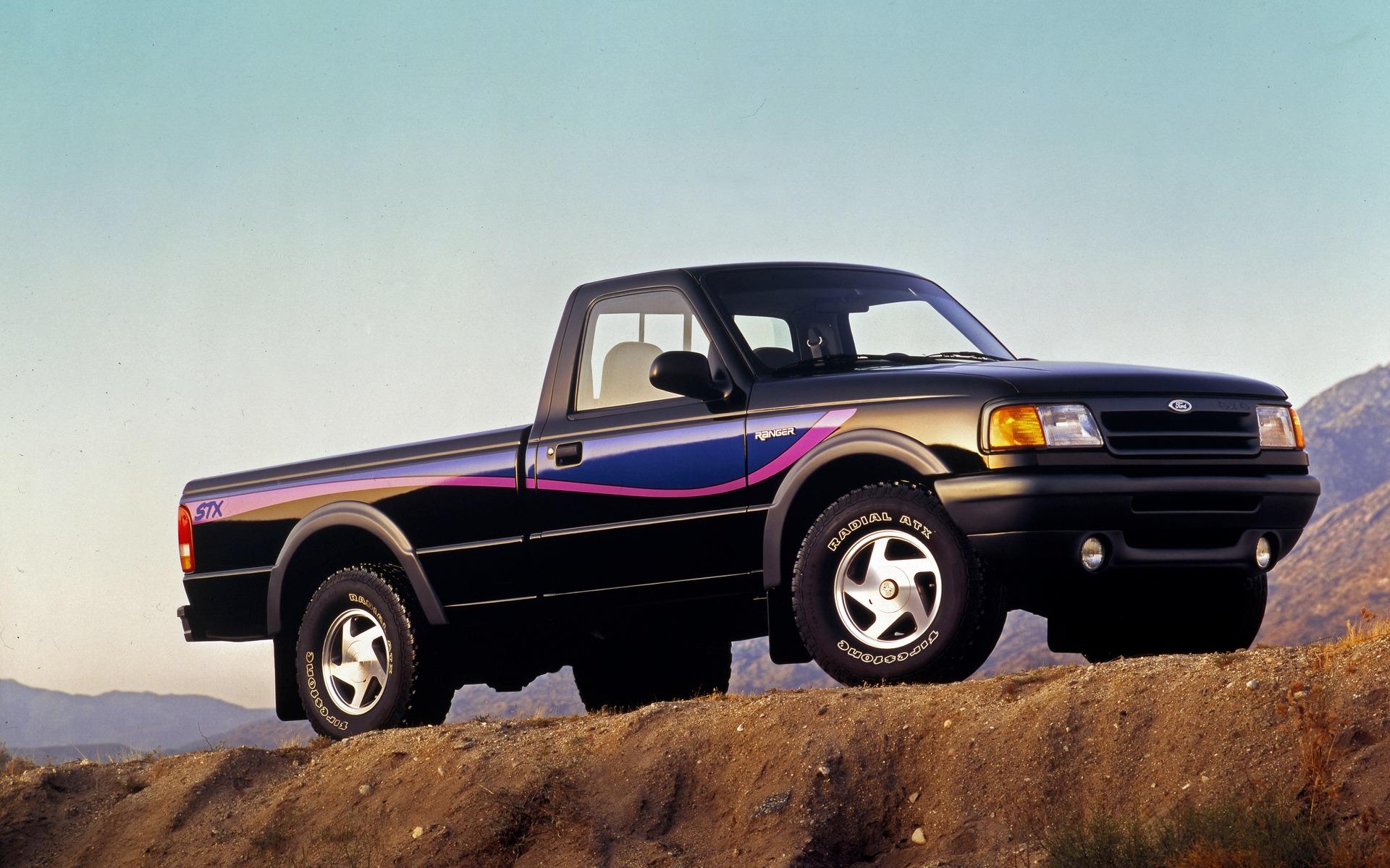 <p>1996 Ford Ranger STX</p>