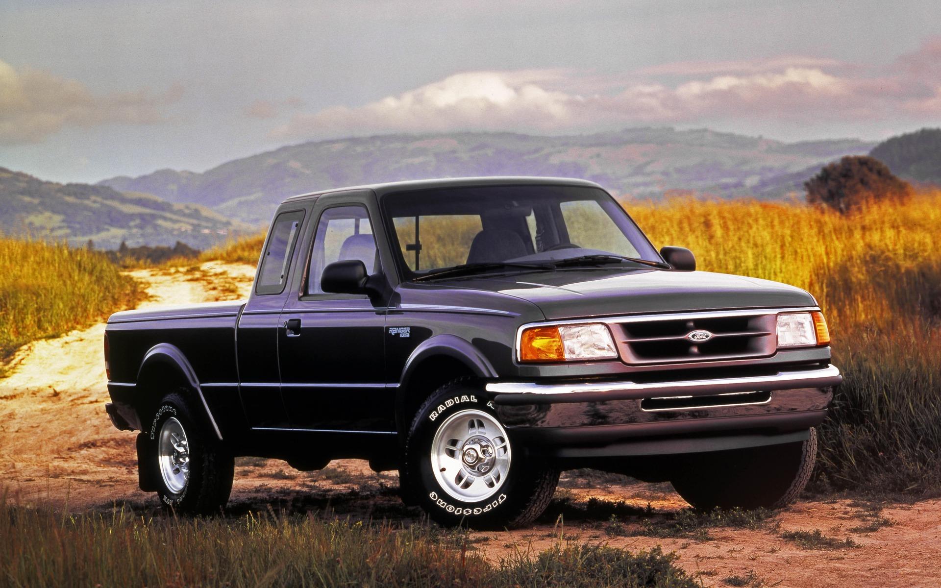 <p>1996 Ford Ranger XLT</p>