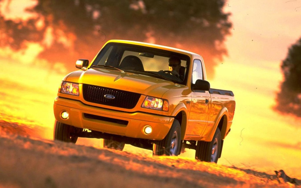 <p>2001 Ford Ranger Edge</p>
