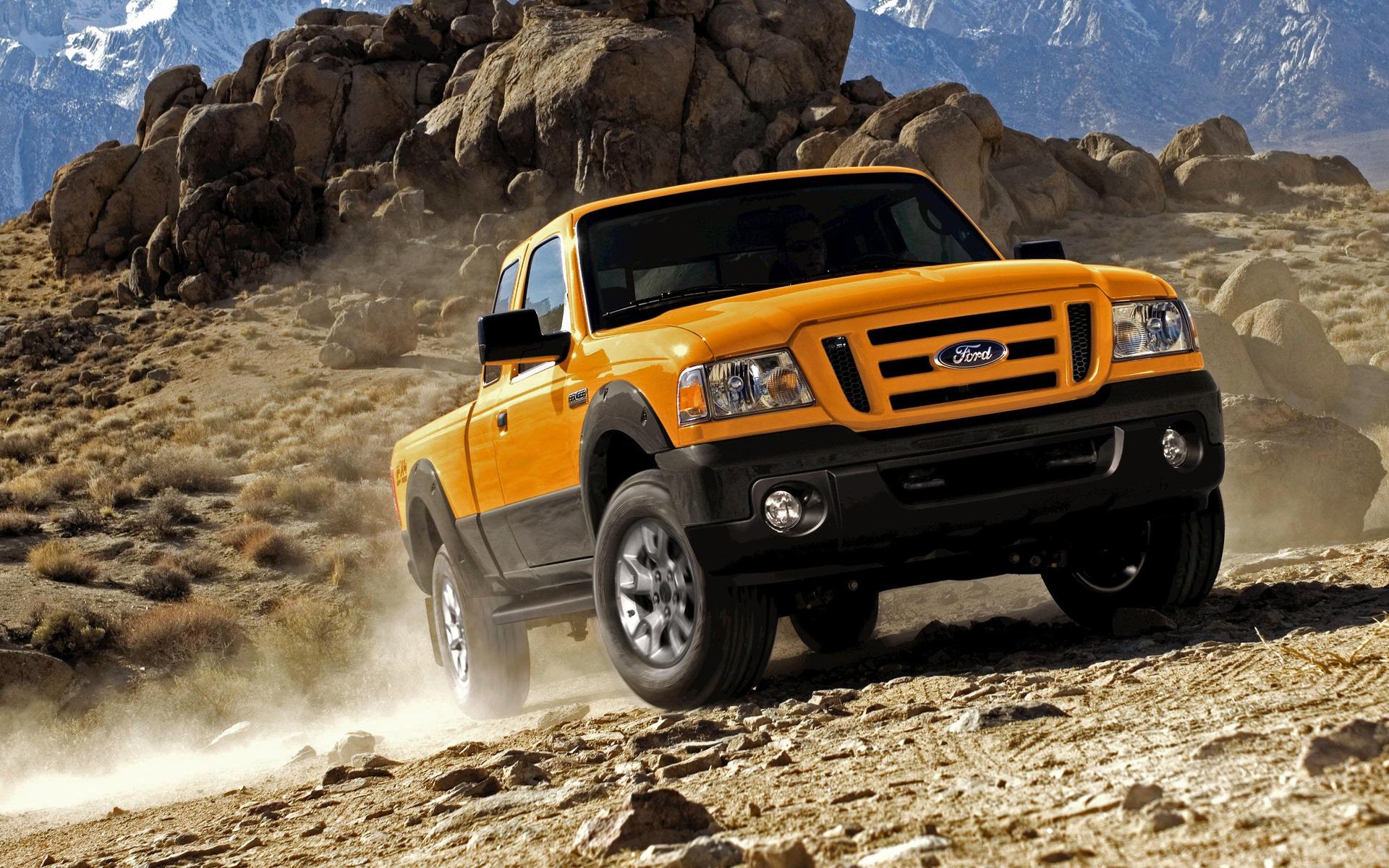 <p>2010 Ford Ranger XLT FX4</p>
