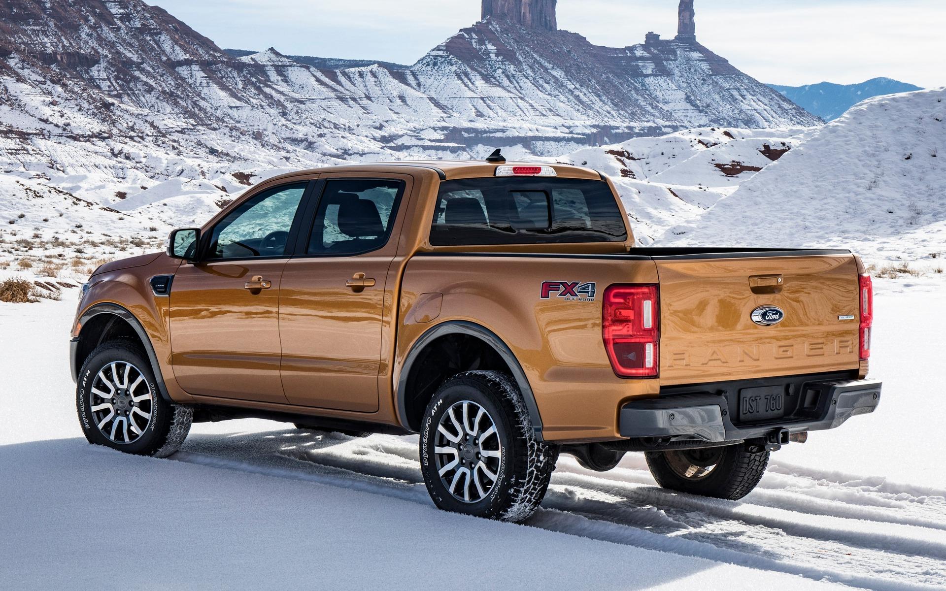 <p>2019 Ford Ranger</p>