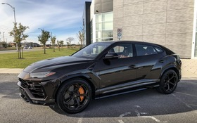 lamborghini urus 2018 essais actualit galeries photos et vid os guide auto. Black Bedroom Furniture Sets. Home Design Ideas