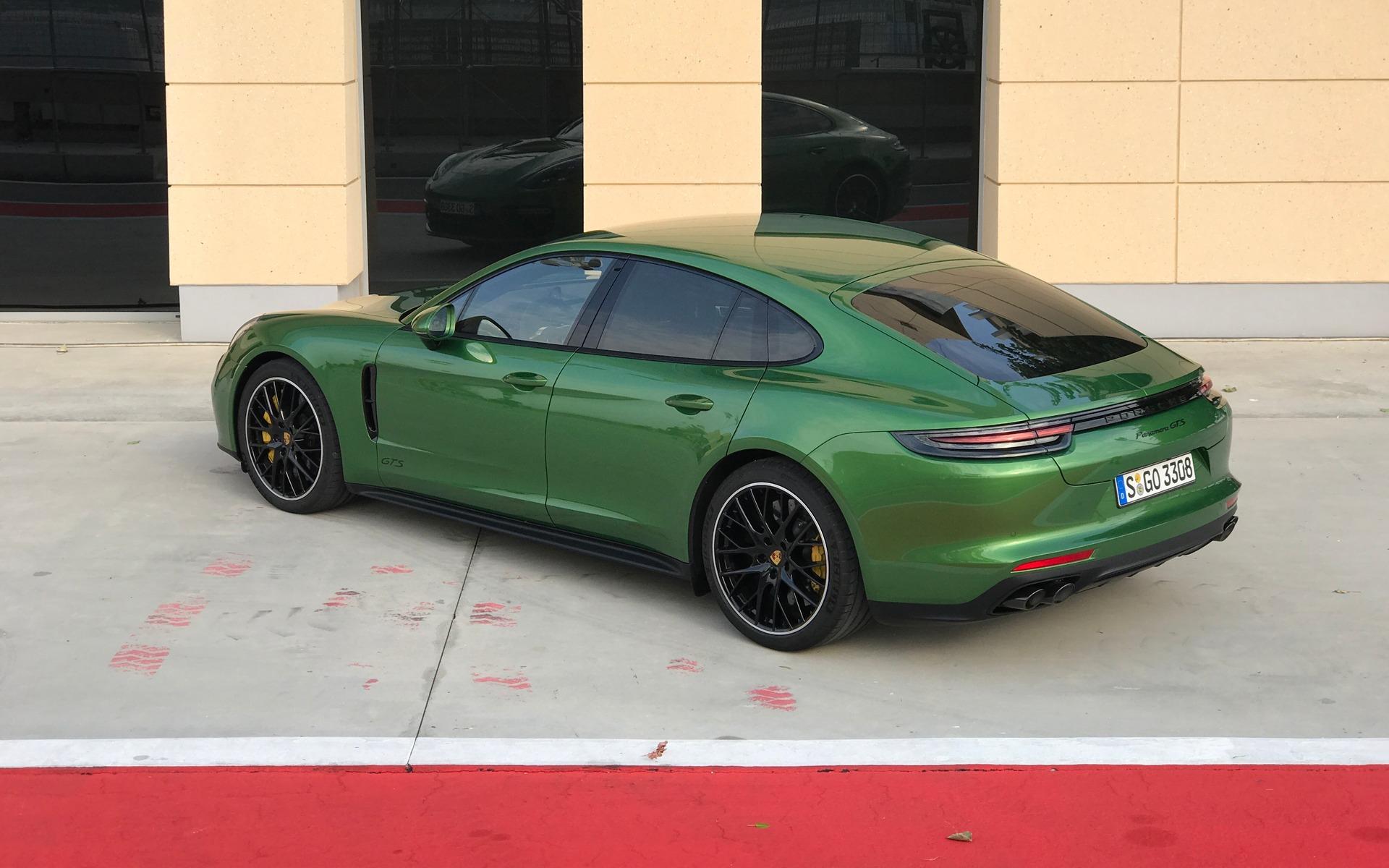 Porsche Panamera GTS 2019 : l'ADN d'une sportive, le luxe en prime 353516_2019_Porsche_Panamera