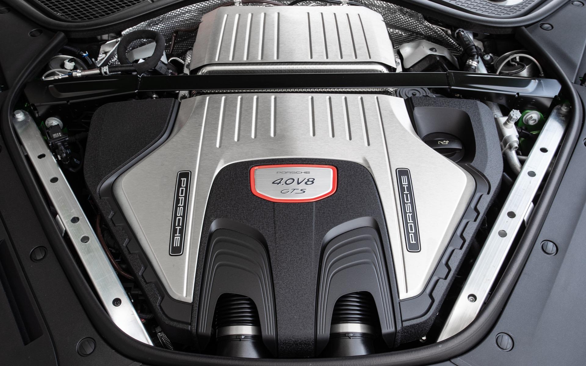 Porsche Panamera GTS 2019 : l'ADN d'une sportive, le luxe en prime 353527_2019_Porsche_Panamera