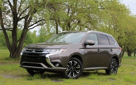 2019 Mitsubishi Outlander - News, reviews, picture galleries