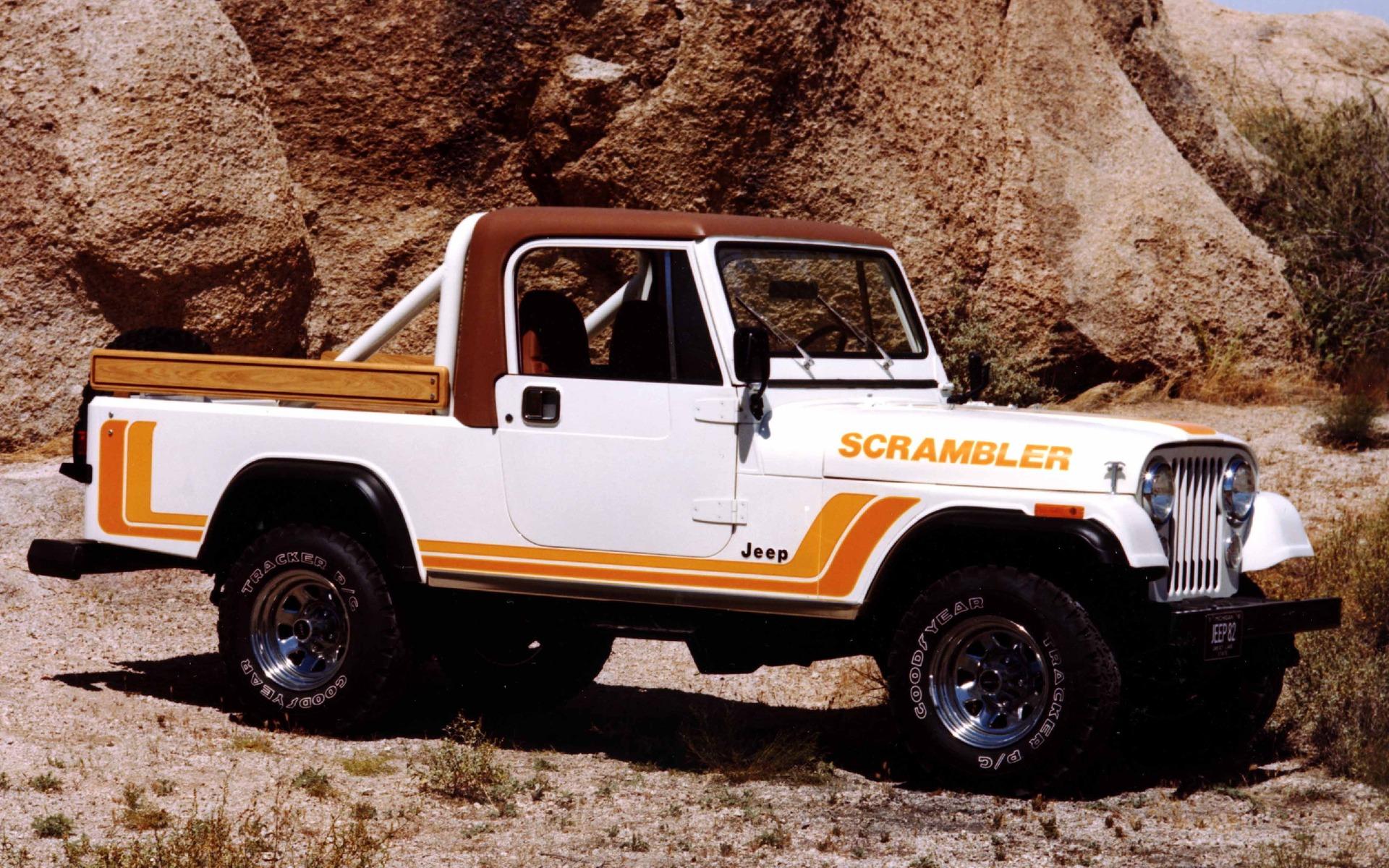Le pickup Jeep sera dévoilé très bientôt 354028_Jeep