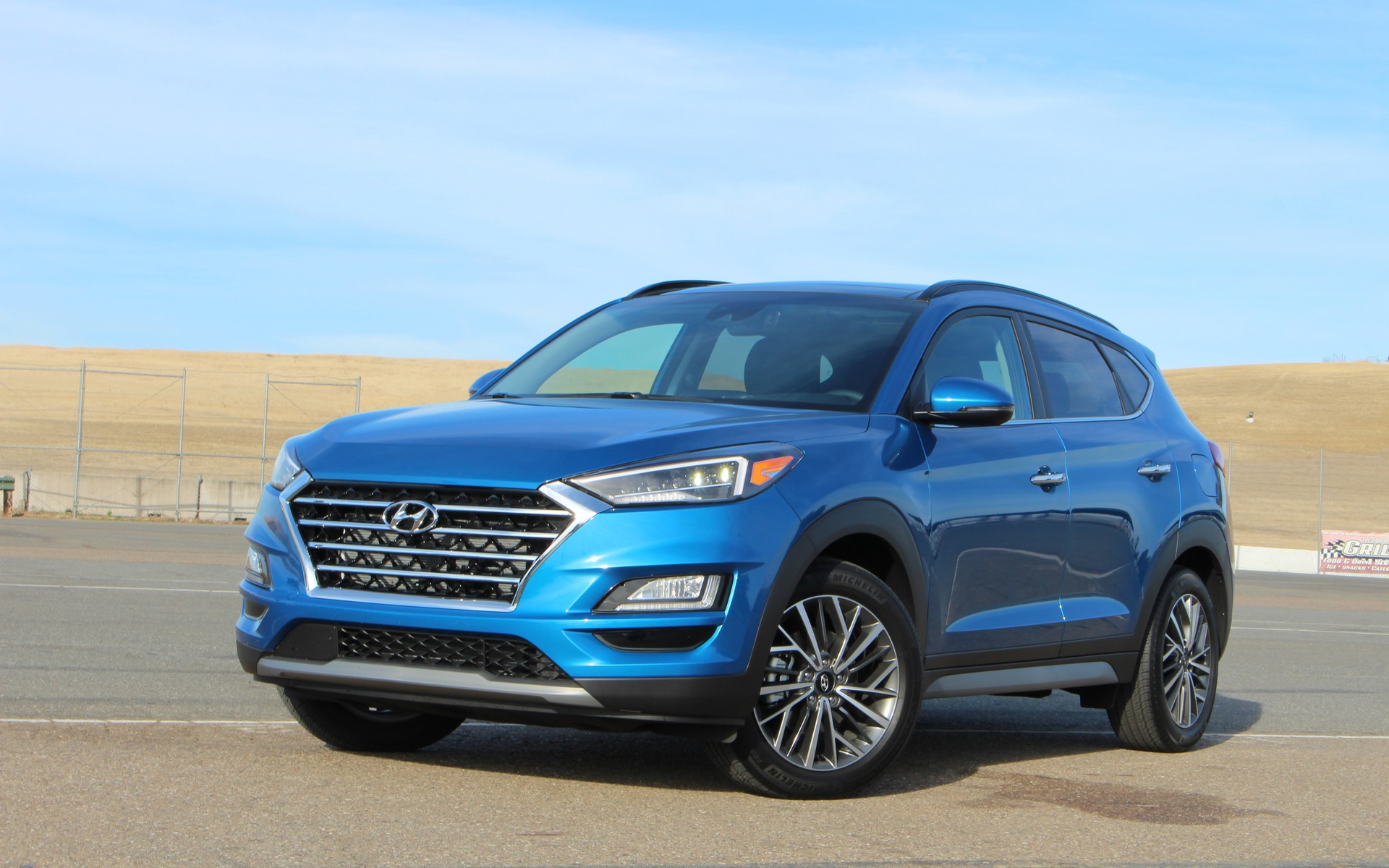 Hyundai Tucson Canada >> 2019 Hyundai Tucson Staying In The Game The Car Guide